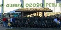 Soldados do Tiro de Guerra recebem capacitação para o combate à dengue em Peruíbe.