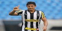 Elkeson finalmente assina rescisão com o Botafogo e vai jogar na China