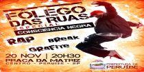 Dia da Consciência Negra será marcado por atividades culturais em Peruíbe