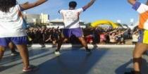 Arena Verão Peruíbe oferece aulas gratuitas de zumba, lambaeróbica e hip hop
