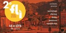 2º FLI: Festa literária do Vale do Ribeira começa dia 15 de maio