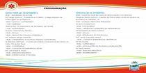 Samu de Peruíbe promove Seminário de Urgência e Emergência para profissionais da região